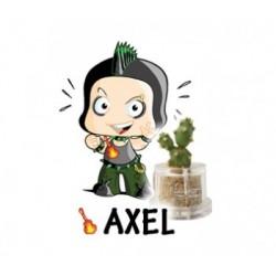 Axel - Grinta